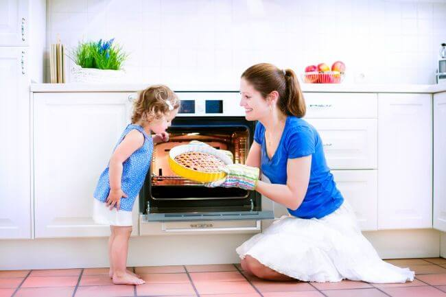 Repair for your Kitchen Oven in Louisville KY